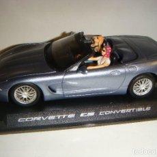 Slot Cars: CORVETTE C5 PRECIOSO COCHE DE SLOT VALIDO PARA TODAS LAS PISTAS DE SCALEXTRIC.(#). Lote 146444030