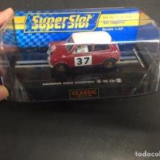 Slot Cars: SUPER SLOT MINI COOPER NUEVO. Lote 146449776