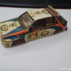 Slot Cars: CARROCERIA LANCIA DELTA INTEGRALE MARTINI RESINA TEAM SLOT. Lote 146849906