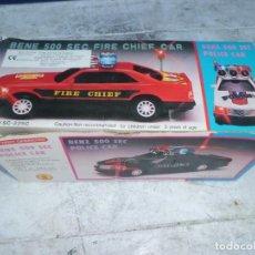 Slot Cars: COCHE EN SU CAJA COMO NUEVO HONG KONG PP AÑOS 80. Lote 147687538