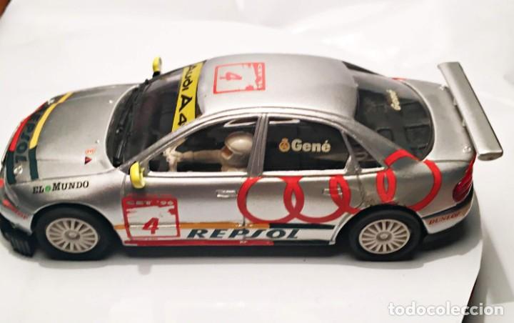 AUDI A4 TEAM SLOT MARC.GENÉ (Juguetes - Slot Cars - Team Slot)