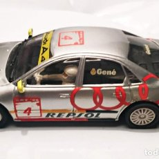 Slot Cars: AUDI A4 TEAM SLOT MARC.GENÉ. Lote 151559822
