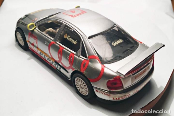 Slot Cars: AUDI A4 TEAM SLOT MARC.GENÉ - Foto 3 - 151559822