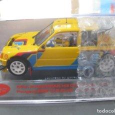 Slot Cars: PEUGEOT 205 T16 EVO2 PIKES PEAK 87 DE SRC - OSC. Lote 154929626