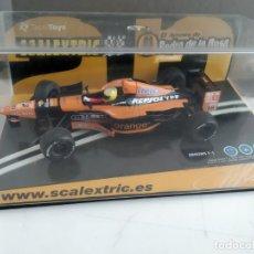 Slot Cars: COCHE DE SCALEXTRIC FORMULA 1 PEDRO DE LA ROSA . Lote 155752898