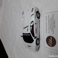 Slot Cars: LAMBORGHINI DIABLO BLANCO . Lote 158175438