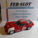 Slot Cars: TZ2 EDICION ESPECIAL MAS SLOT. Lote 161172822