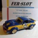 Slot Cars: PORSCHE 934 TRANS-AM 1976 AL HOLBERT. Lote 161173766
