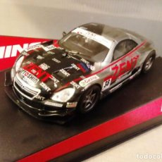 Slot Cars: COCHE SLOT NINCO EN CAJA LEXUS ZENT MADE IN SPAIN. Lote 162045282