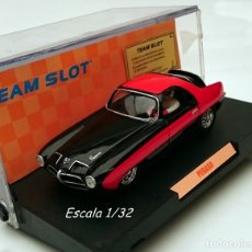 Slot Cars: TEAM SLOT REF 74601 PEGASO THRILL / 1º SERIE ORIGINAL PINTADO A MANO. Lote 56655814