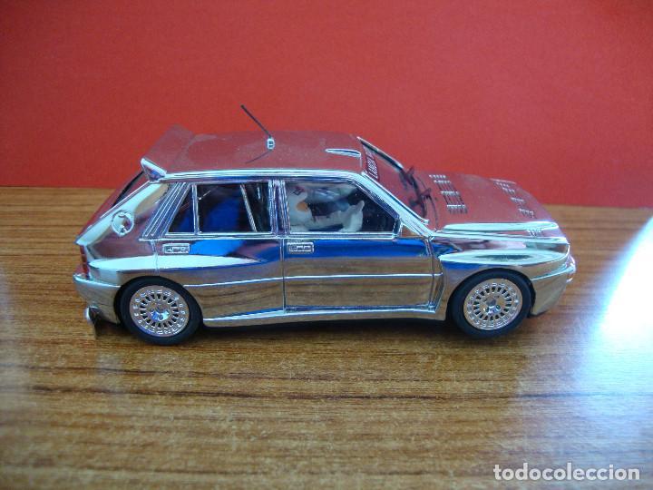 Slot Cars: LANCIA DELTA INTEGRALE TEAM SLOT PLATEADO VER FOTOS - Foto 2 - 164594978