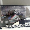 Slot Cars: COCHE DE SCALEXTRIC CAMION FLY SISU . Lote 165517894