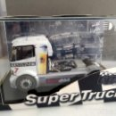 Slot Cars: COCHE DE SCALEXTRIC CAMION FLY SISU . Lote 165518018