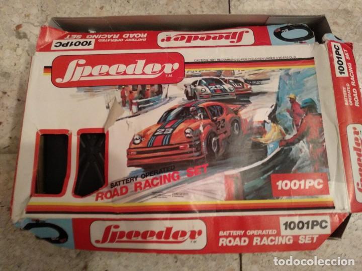 JUEGO DE SLOT SPEEDER ROAD RACING SET (Juguetes - Slot Cars - Team Slot)