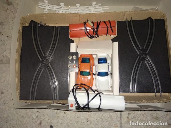 Slot Cars: Juego de slot speeder road racing set - Foto 2 - 166626830