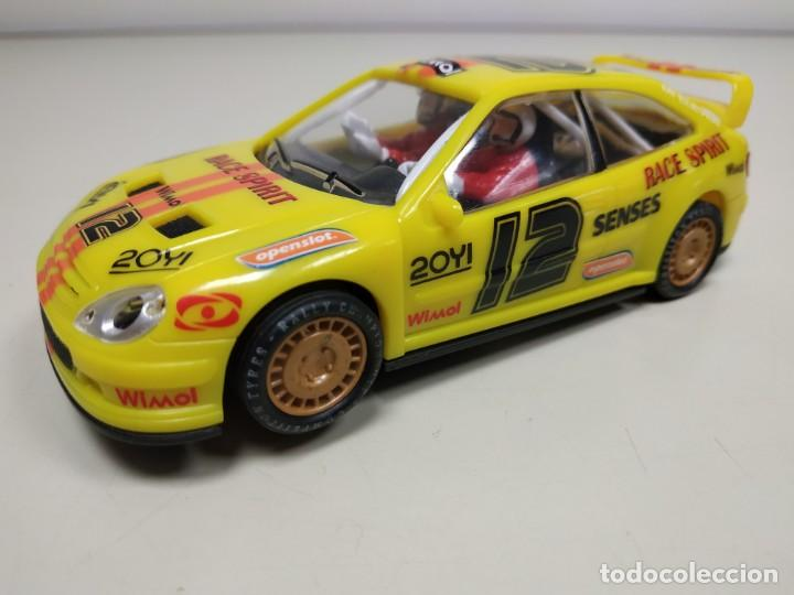 619- CITROEN XSARA WRC SLOT CARS OPEN SLOT (Juguetes - Slot Cars - Team Slot)