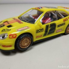 Slot Cars: 619- CITROEN XSARA WRC SLOT CARS OPEN SLOT. Lote 168708136
