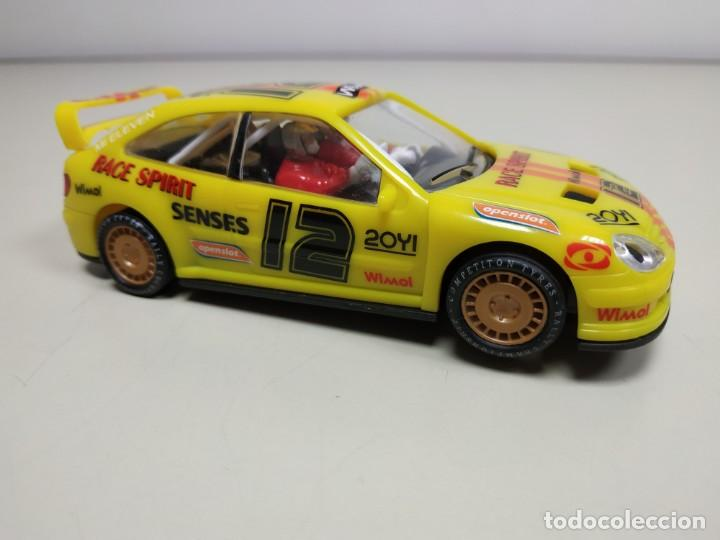 Slot Cars: 619- CITROEN XSARA WRC SLOT CARS OPEN SLOT - Foto 2 - 168708136
