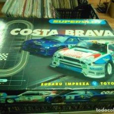 Slot Cars: CIRCUITO COSTA BRAVA, DE SUPERSLOT. Lote 175060144