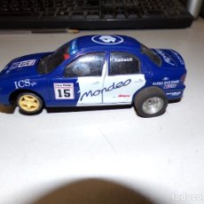 Slot Cars: COCHE SCALEXTRIC HORNBY HOBBIES LTD MADE IN INGLAND . Lote 176536807