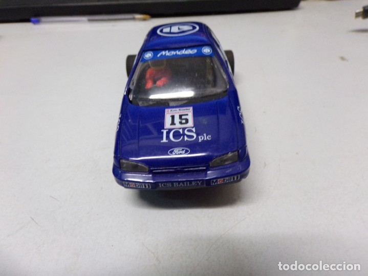 Slot Cars: coche Scalextric hornby hobbies ltd made in ingland - Foto 2 - 176536807