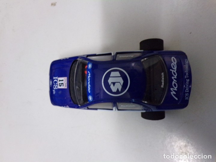 Slot Cars: coche Scalextric hornby hobbies ltd made in ingland - Foto 4 - 176536807