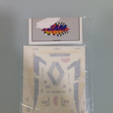 Slot Cars: SLOT,CALCAS, RENAULT MAXI 5 TURBO,TEAM SLOT 3116012, CARLOS SAINZ. Lote 178720611