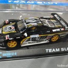 Slot Cars: BLACK FRIDAY - 11303 - SALEEN S7-R Nº 60 DE TEAM SLOT. Lote 183697993