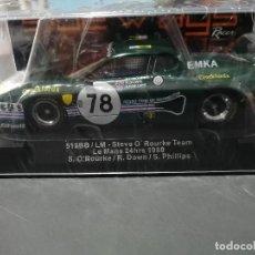 Slot Cars: OFERTA - SW51A - 512BB /LM VERDE Nº78 LE MANS 1980 DE SIDEWAYS. Lote 188274022