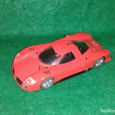 Slot Cars: LOTE COCHE SLOT CAR - COCHE DE PISTA TIPO SCALEXTRIC - SPEED LIGHT - REPRO TEC - MADE IN SPAIN. Lote 189521012