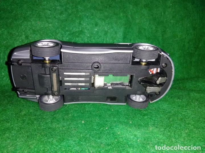 Slot Cars: LOTE OFERTA COCHE SLOT CAR DE PISTA TIPO SCALEXTRIC - CARRERA EVOLUTION - ASTON MARTIN V12 VANQUISH - Foto 3 - 189523932