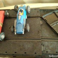 Slot Cars: ACEPTO OFERTAS PISTA ELÉCTRICA TIPO SCALEXTRIC GRAND PRIX WESTERN GERMANY. Lote 193216111