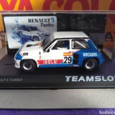 Slot Cars: RENAULT 5 TURBO TEAM SLOT EDICIÓN LIMITADA.. Lote 194125066