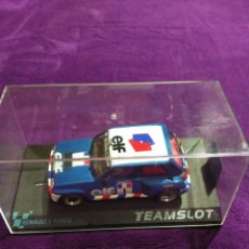 Slot Cars: RENAULT 5 COPA TURBO ELF. Lote 194140478