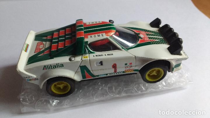 Slot Cars: SLOT LANCIA STRATOS HF TEAM - Foto 4 - 194506281