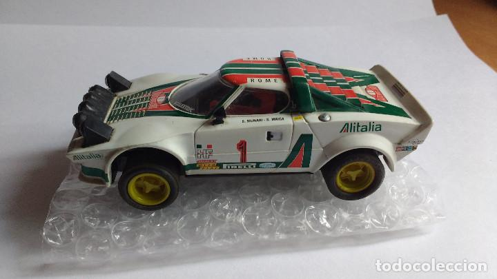 Slot Cars: SLOT LANCIA STRATOS HF TEAM - Foto 5 - 194506281