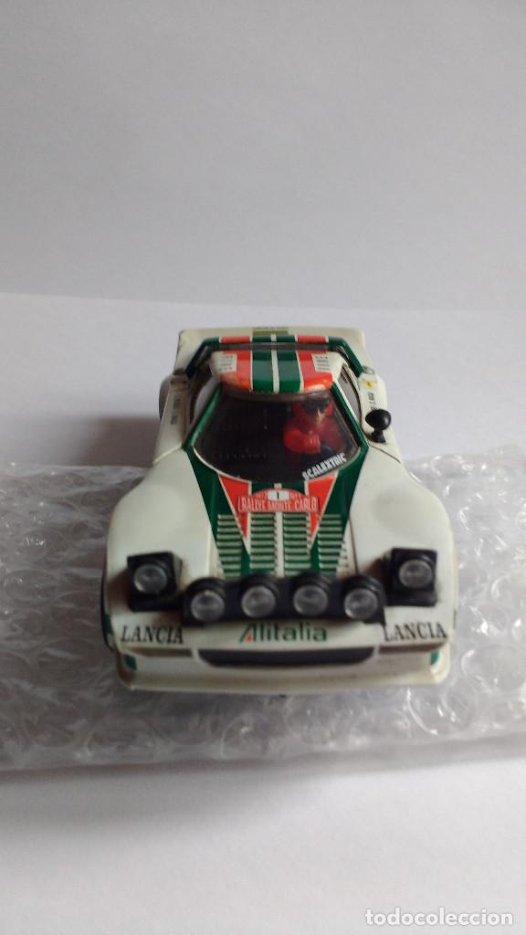 Slot Cars: SLOT LANCIA STRATOS HF TEAM - Foto 6 - 194506281