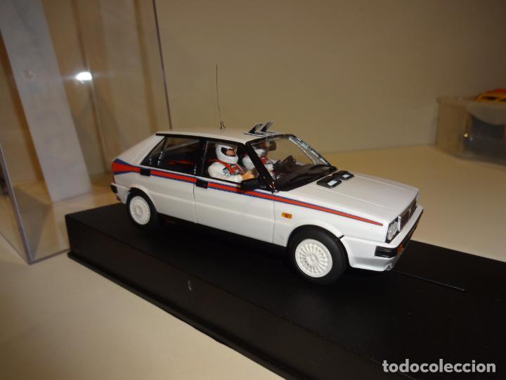 Slot Cars: TEAM SLOT. Lancia Delta HF4W. Test Car Martini. Ref. 12903. Novedad !! - Foto 2 - 194534706