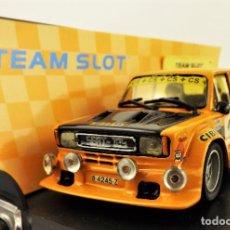 Slot Cars: TEAM SLOT SEAT 124 GR 5 ED. LIMITADA . Lote 198414946