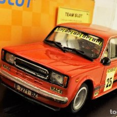 Slot Cars: TEAM SLOT SEAT 124 EDICIÓN LIMITADA. Lote 198457652