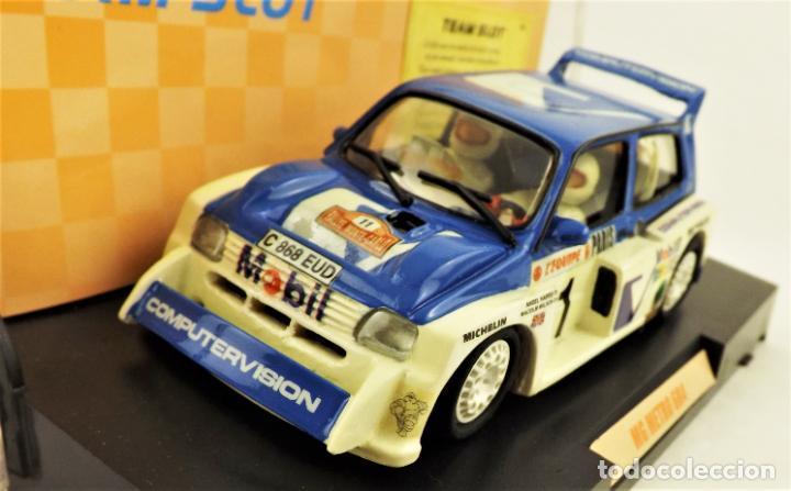 TEAM SLOT MG METRO 6R4 EDICIÓN LIMITADA (Juguetes - Slot Cars - Team Slot)
