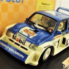 Slot Cars: TEAM SLOT MG METRO 6R4 EDICIÓN LIMITADA. Lote 198458348