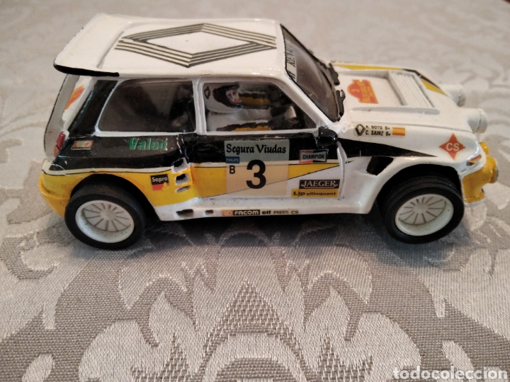 Slot Cars: Renault 5 Team Slot - Foto 4 - 198507891