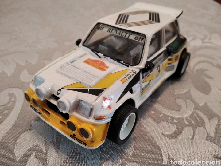 RENAULT 5 TEAM SLOT (Juguetes - Slot Cars - Team Slot)