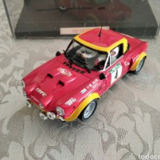 Slot Cars: FIAT 124 SPIDER ABARTH. Lote 198510347