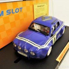 Slot Cars: TEAM SLOT RENAULT DAUPHINE GR5 EDICIÓN. LIMITADA . Lote 198640750