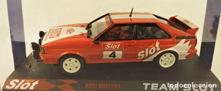 Slot Cars: Team Slot Audi Quattro Masslot. - Foto 2 - 238387140