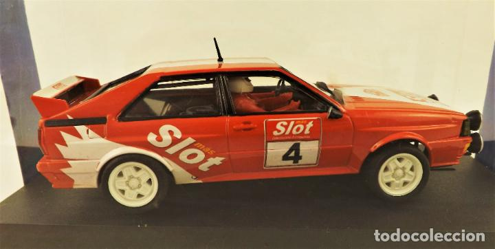 Slot Cars: Team Slot Audi Quattro Masslot. - Foto 3 - 238387140