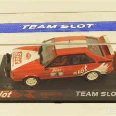 Slot Cars: TEAM SLOT AUDI QUATTRO MASSLOT.. Lote 198642878