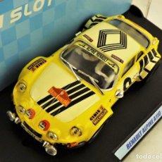 Slot Cars: TEAM SLOT RENAULT ALPINE A110 EDICIÓN LIMITADA A 1.000 UNIDADES. Lote 198652037
